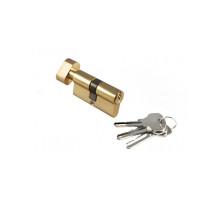 Ключевой цилиндр Morelli 60CK PG Золото