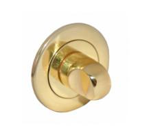 Завертка сантехническая Morelli Luxury LUX-WC OTL золото