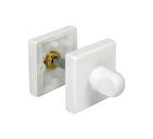 Завертка сантехническая Morelli Luxury LUX-WC-Q BIA Цвет - Цвет - Белый