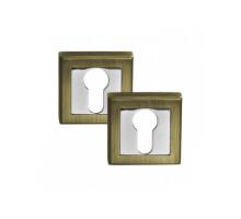 Накладка дверная под цилиндр PALIDORE CLS BB бронза