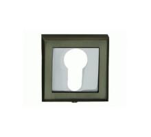 Накладка дверная под цилиндр PALIDORE CLS BH черный никель