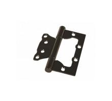 Дверная петля без врезки Palidore 100*75*2,5 2ВВ BH ARSENAL черный никель