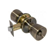 Дверная ручка-кноб Palidore 3091 AB PS межкомнатная бронза