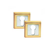 Накладка дверная под цилиндр PALIDORE CLS BSL серебро