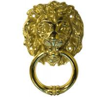 Дверное Кольцо Pasini Lion Knocker Olv Латунь