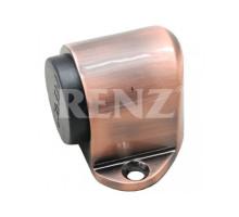 Ограничитель дверной напольный RENZ DS 31 AC медь античная