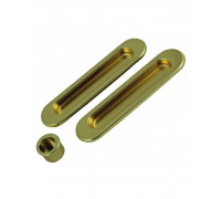 Ручки для раздвижных дверей SDH 401 SB лат.мат.