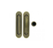 Ручки для раздвижных дверей SDH 401 AB бронза ант.