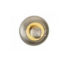 Завертка сантехническая Renz BK (N) 08  никель матовый/латунь блестящая