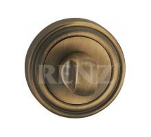 Завертка сантехническая Renz BK 16 бронза античная матовая