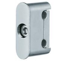 Петлевой базирующий элемент V3604 для серии Variant, оцинкованный,  для деревянных дверных коробок