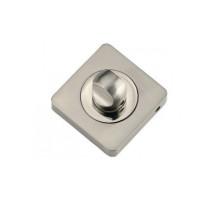 Завертка квадратная к ручкам TIXX, никель матовый/никель блестящий