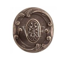 """Завертка VAL DE FIORI BK 74 AI к ручкам """"Соланж"""" и """"Наполи"""", серебро античное"""