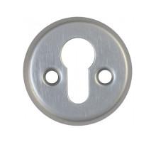 Накладка под цилиндр Vantage 016PZ SC, матовый хром