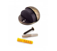 Дверной ограничитель Vantage DS3 AB D 45mm h 25mm, бронза
