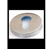 Накладка под цилиндр Vantage ET01 INOX, нержавеющая сталь