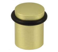 Дверной ограничитель Vantage DS2 SB D 30mm h 40mm, матовое золото