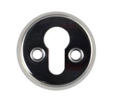 Накладка под цилиндр Vantage 016PZ CP, хром