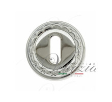 Накладка Дверная Под Ключ Буратино Venezia Key-1 D2 Полированный Хром