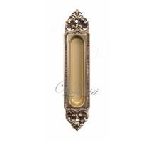 Ручка Для Раздвижной Двери Venezia U122 Французское Золото + Коричневый