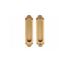 Ручка для раздвижных дверей и шкафов-купе ACANTO S. GOLD (SD) Матовое золото