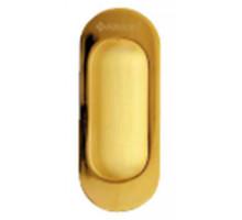 Ручка для раздвижных дверей и шкафов-купе без механизмов Archie A-K02-V0I матовое золото