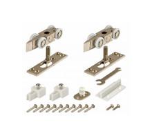 Комплект роликов для раздвижных дверей Comfort 80/4 kit (877+882)