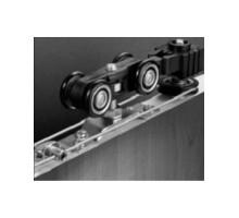 Механизм Ducasse для 2-х раздвижных дверей D-80 Synchro (без направляющей)