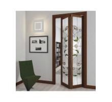 Комплект Koblenz книжка для двух складных дверей (со штапиком) до 50 кг на 2 полотна (трек 2 м) (200)