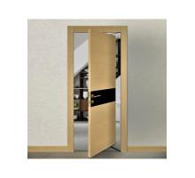 Комплект рото-системы Morelli Swing  для дверей 2400х700 с доводчиком, хром