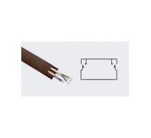 Короб (кабель-канал) ПВХ T.plast 3D Венге 40x16 (48м в упаковке)