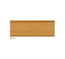 Пластиковый плинтус T.plast (58 мм) с кабель-каналом 58х22х2500мм 063 Дуб золотой