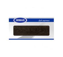 Плинтус Wimar (Вимар), ПВХ, с кабель-каналом 818 Дуб гартвис, 58 мм.