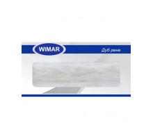 Плинтус Wimar (Вимар), ПВХ, с кабель-каналом 801 Дуб рене, 58 мм.