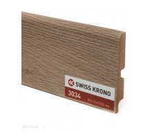 Плинтус МДФ ламинированный Kronopol P85 3034, Ferrara Oak, 2500х85х16мм, 9шт/уп