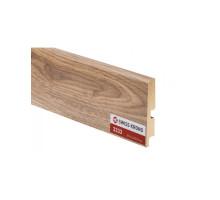 Плинтус МДФ ламинированный Kronopol P85 3333, Art Deco walnut, 2500х85х16мм, 9шт/уп