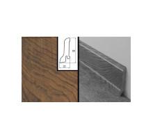 Плинтус МДФ ламинированный Quick-Step Высокий Рустикал QSHRSKR 1104 (2400х22х58mm) Доска грецкий орех