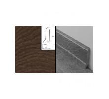Плинтус МДФ ламинированный Quick-Step Высокий Рустикал QSHRSKR 1234 (2400х22х58mm) Дуб состаренный темный усовершенствованный
