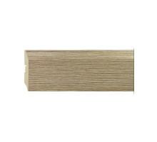 Плинтус МДФ Smartprofile 3D Wood Дуб маресме (82х16х2400мм)
