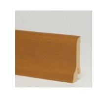 Плинтус шпонированный Burkle  40x22x2500 Бук коричневый