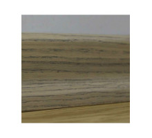 Плинтус шпонированный Polarwood Skirting 60x22x2500 Ash Beige / Ясень Бежевый