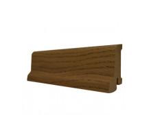 Плинтус шпонированный Polarwood Skirting 60x22x2500 Oak Brown / Дуб Коричневый