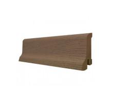 Плинтус шпонированный Polarwood Skirting 60x22x2500 Oak Grey / Дуб Серый