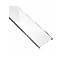 Потолок реечный A 100AT белый матовый A902 rus