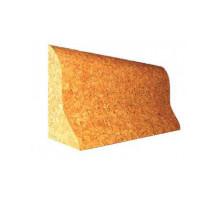 Плинтус пробковый (900x40х20мм) C102 евро