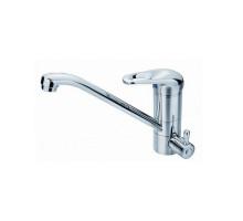 Смеситель для кухни с переключателем на стиральную/посудомоечную машину Osgard MALMEN 32073