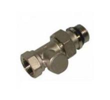 Клапан Ivr для радиаторов на обратную подводку прямой