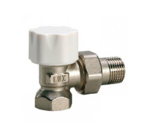 Клапан для терморегулятора угловой RS 202 Luxor