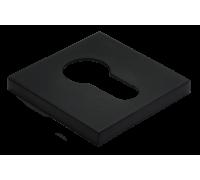 Накладки на ключевой цилиндр MORELLI MH-KH-S6 BL Цвет - Чёрный
