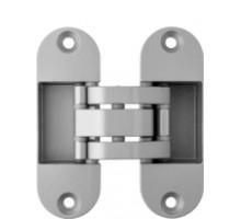 OTLAV IN301090V702 скрытая петля  INVISACTA универсальная,  90х30х20, хром матовый (40 кг)